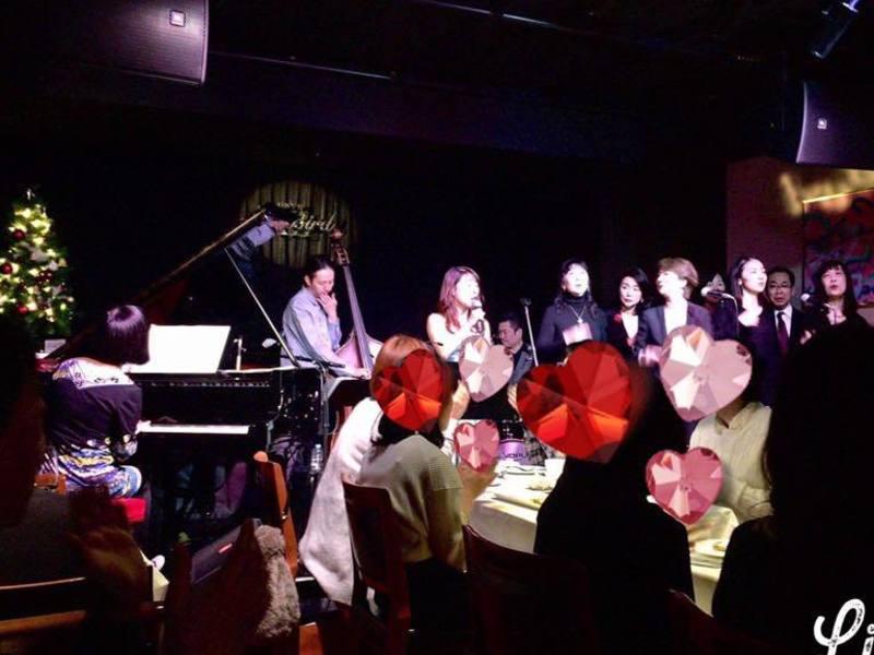 みんなでジャズ歌おう!クリスマスまでのグループ限定レッスン!の画像
