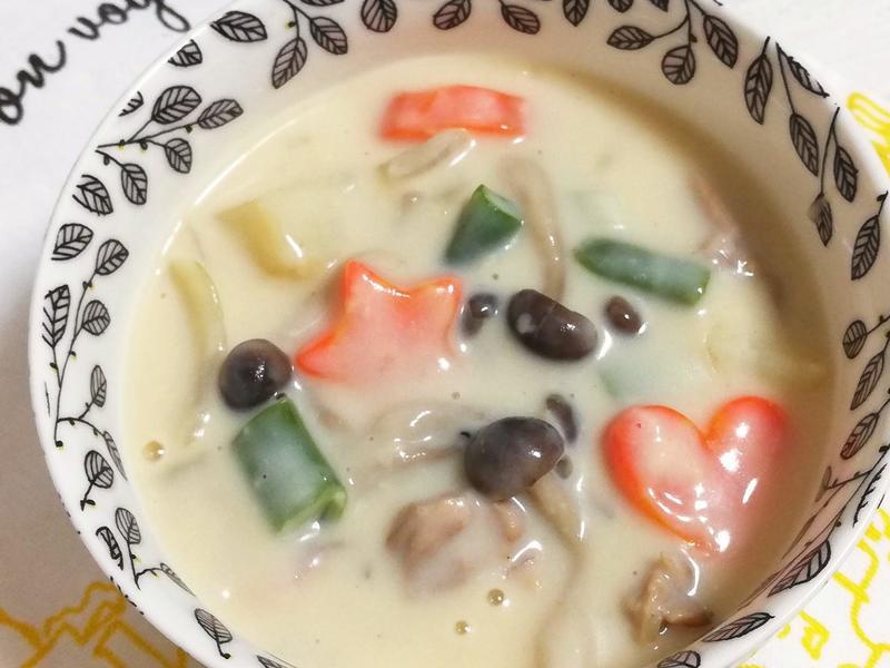 自分で作るって楽しいね♬小学生料理教室☆クリームシチューレッスン!の画像