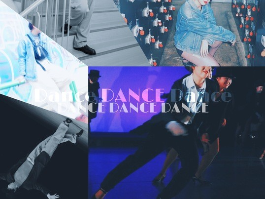 はじめてのジャズダンスの画像