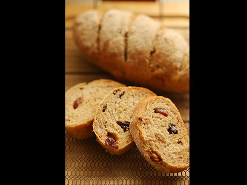【千葉】こねないパン教室< 玄米甘酒のノアレザン>の画像