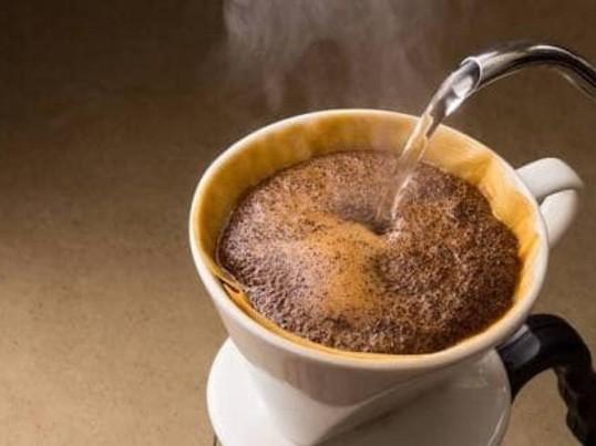 【期間限定】バリスタの自家焙煎した豆でコーヒー淹れ方体験レッスン!の画像
