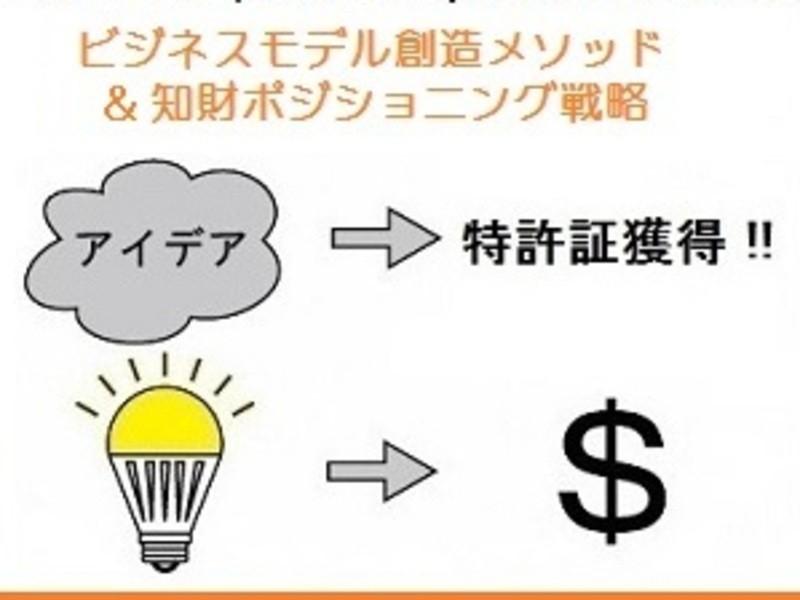 高収益を上げるためのビジネスモデル創造メソッドの画像