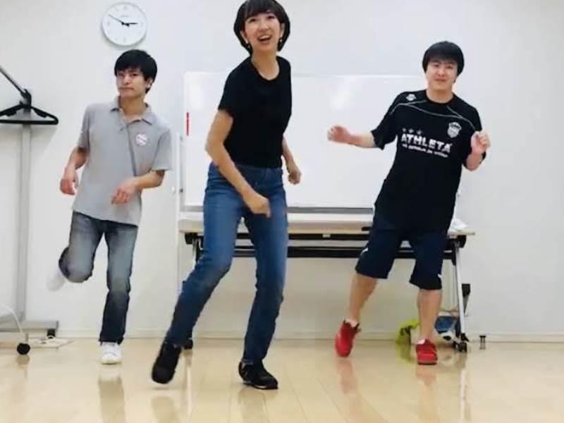 TikTokのダンスが踊れるようになるレッスンの画像