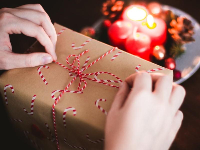 クリスマスラッピング駆け込み教室🎁💕の画像