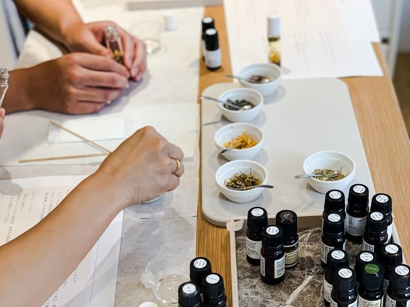 〜体質チェックであなただけの香りを見つけるアロマ講座〜オンライン可の画像
