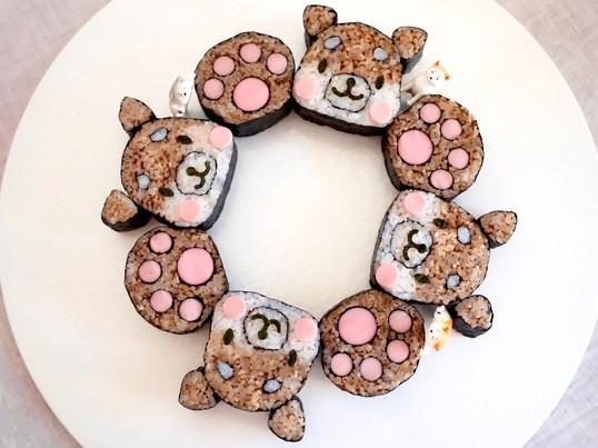 🐕愛犬家さん必見🐕巻き寿司レッスンの画像