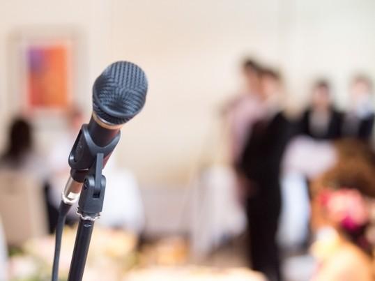 オンライン:スピーチを一緒につくる講座〜謝恩会・歓送迎会・乾杯の画像
