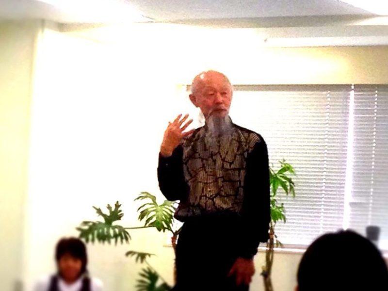 成瀬先生の倍音声明と特別講座「成瀬メソッド呼吸法の実践」の画像
