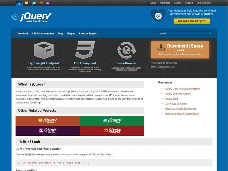 jQueryプラグインの導入と設置・オプション追加方法★3時間の画像
