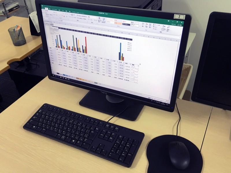 Officeの入り口「Excel」編の画像