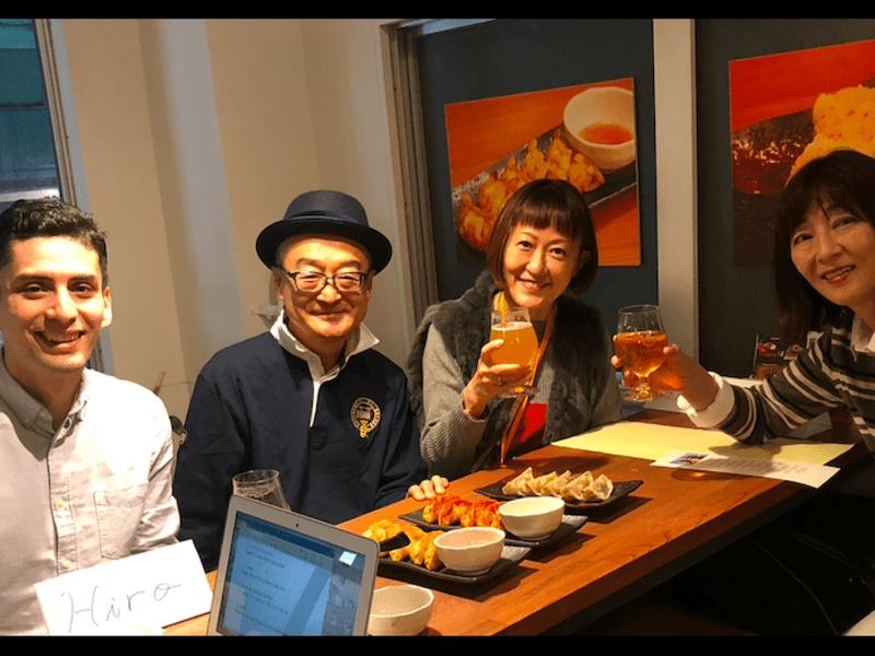 満員御礼!!クラフトビールを飲みながら楽しく英語を話す!! の画像