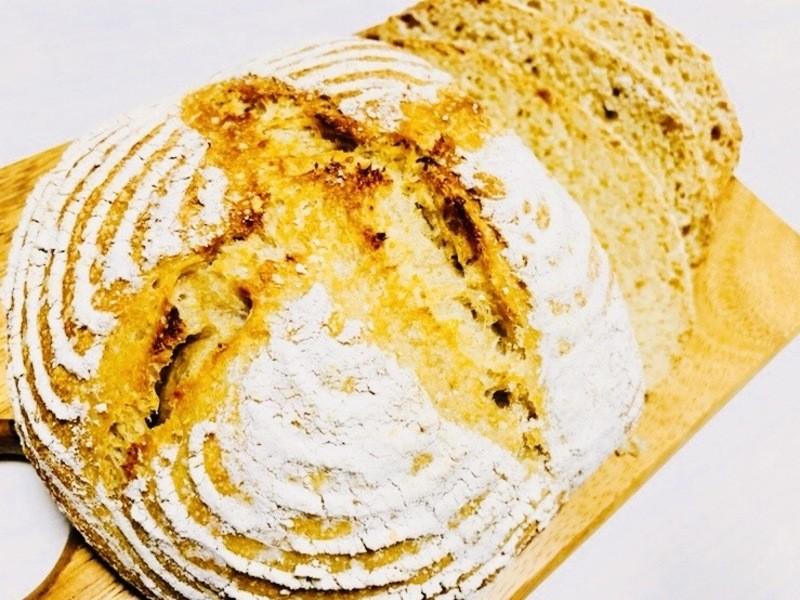 【オーガニック素材のパン】ご都合良い日にお好きなパンを焼くレッスンの画像