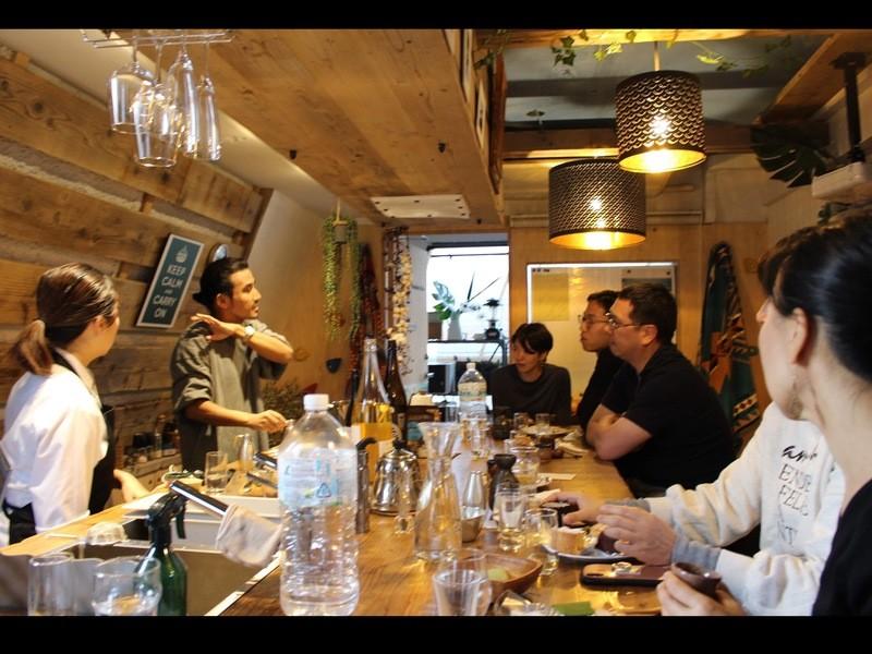 日本酒をちょっとだけ語れるようになれる講座の画像