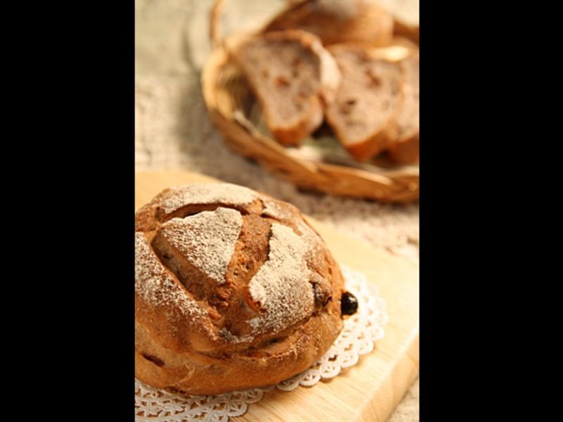 【千葉】こねないパン教室< 玄米甘酒のサングリアブレッド>の画像