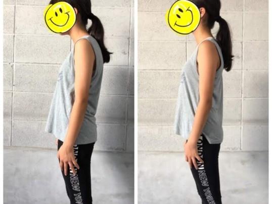 (土曜)ジュニア姿勢矯正レッスンの画像