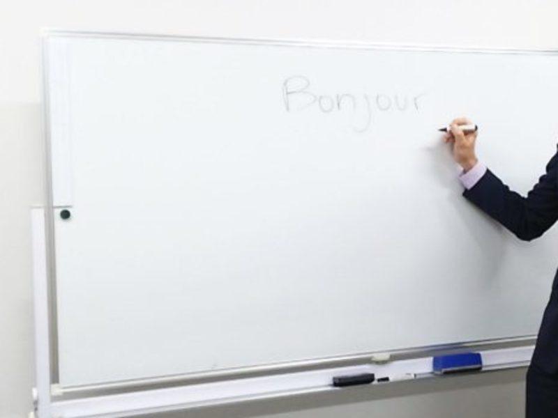 フランス人講師から学べるフランス語の画像