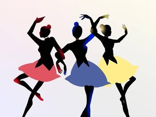 初級〜中級バレエ 楽しく身体を動かしてみましょう!の画像