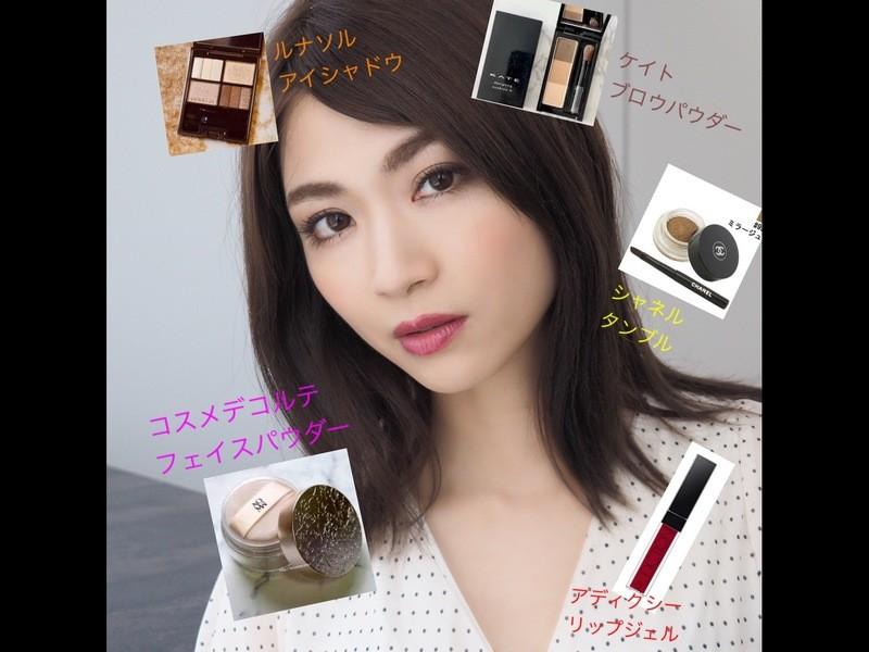 """[大阪]好感度アップの""""似合わせ""""パーソナル顔診断メイクの画像"""