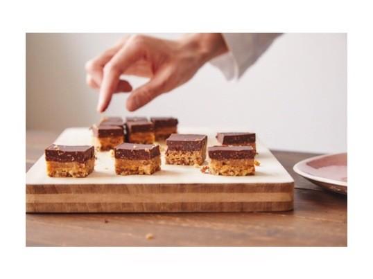 スニッカーズ作りとチョコレートを愉しむ会の画像