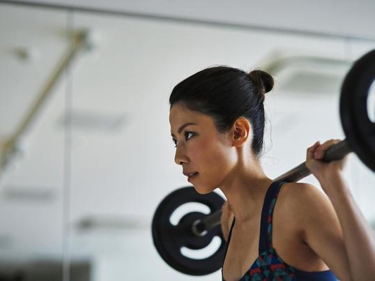美しく痩せる為のパーソナルトレーニング!!(体験)の画像