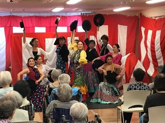 50代からはじめるフラメンコ超入門❣️橋本カルチャークラス体験の画像