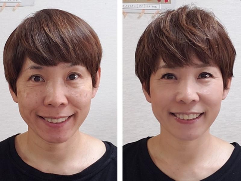 -10歳!年齢を自慢したくなる大人のヘアメイク術の画像