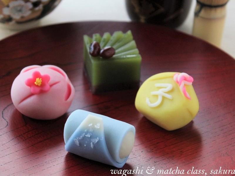 【12月】やっぱりお正月は和菓子で!お正月向け和菓子4種を作ろう!の画像