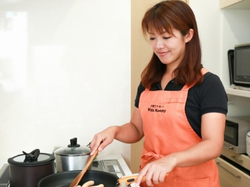 元気な身体を作る「まごわやさしい」レシピの食育講座の画像