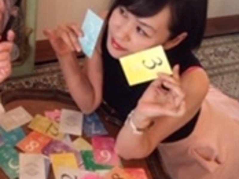 Love Letter From Me!願望達成カードリーディングの画像