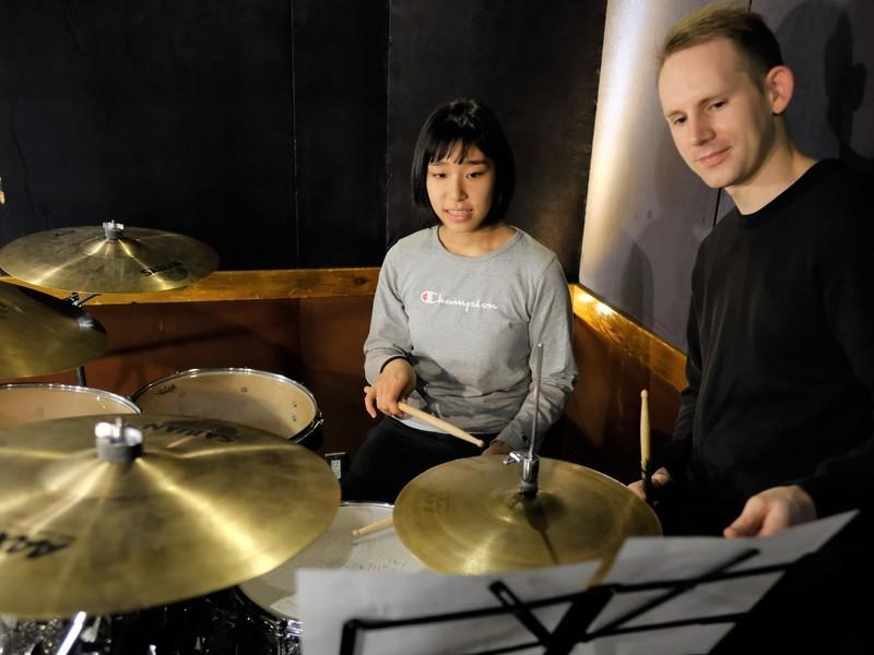 ドラムレッスン モーラー奏法習得 ベーシックコースの画像