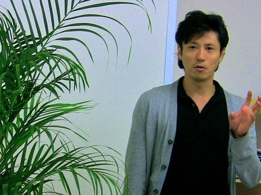 ミュージカル映画監督による芝居ワークショップ『角川研究室』の画像