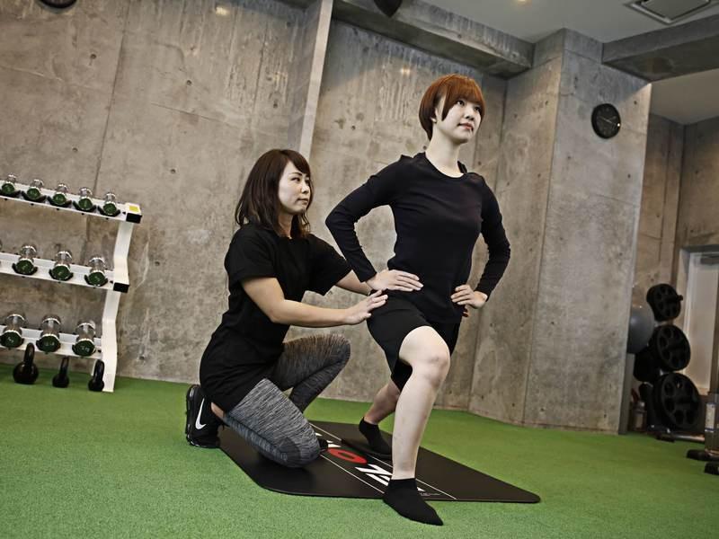 60分で本来の身体の動かし方を知ろう。身体を軽くするエクササイズ。の画像