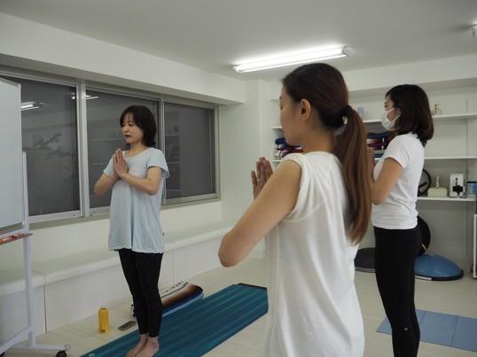 ◆腰痛の予防・改善ヨガ◆の画像