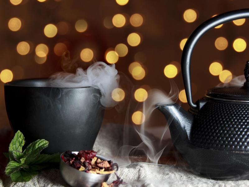 ポカポカ♪カラダを温める編  お茶マゼマゼ♪  お茶ブレンド講座の画像