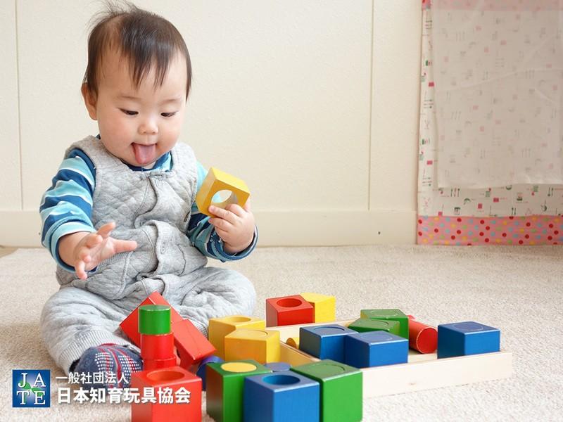 【積木遊びが10倍楽しくなる♪】0歳・1歳のためのミニ積木講座の画像