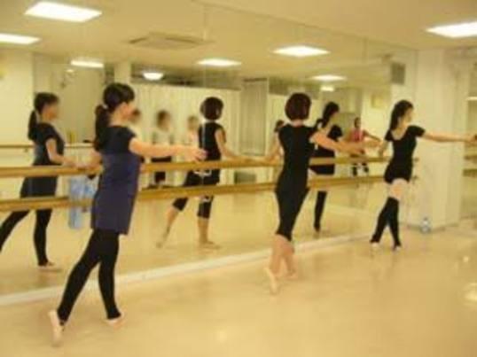 大人から始めるクラシックバレエの画像