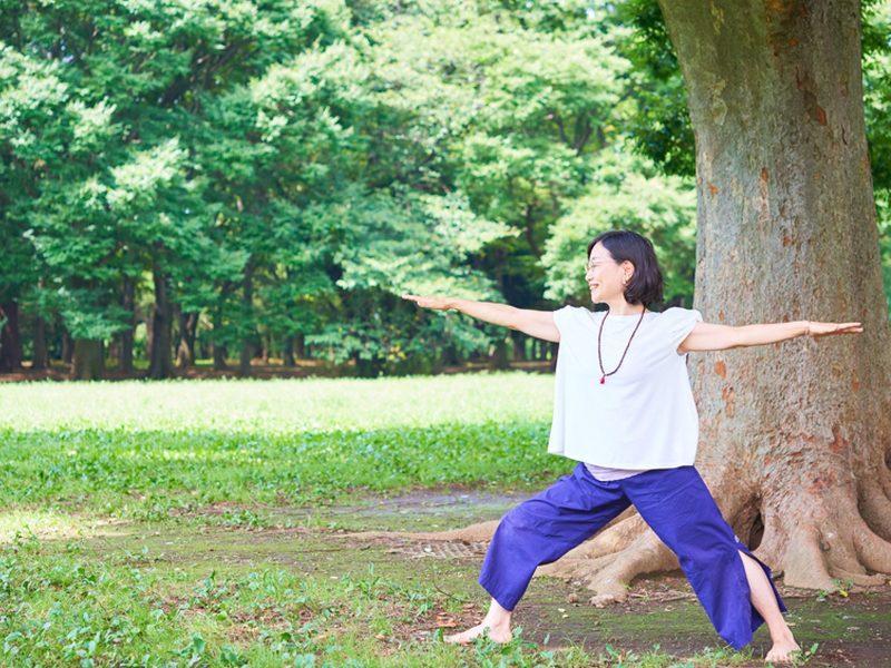 Breath & Meditation~クリパルヨガの画像