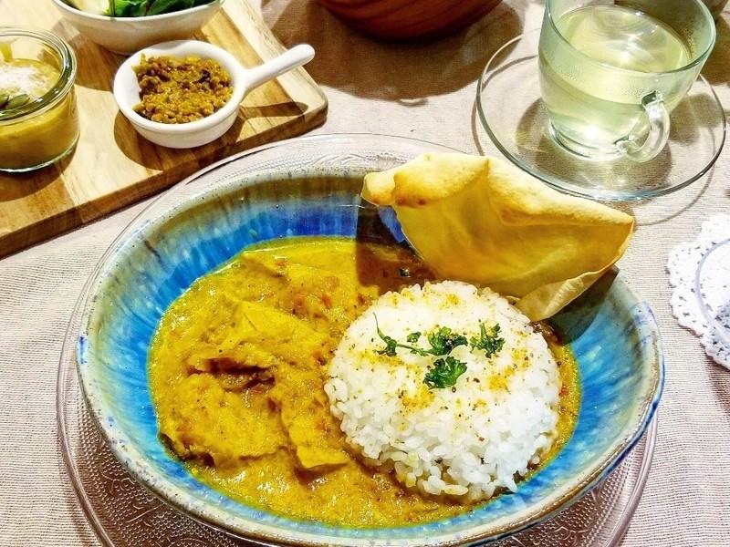 アーユルヴェーダ料理基礎講座4(体質別食材・カパを整える)の画像