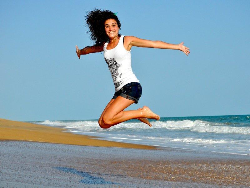 女性限定!体幹を鍛えて腰痛肩こり予防解消「バランスボール」4回体験の画像