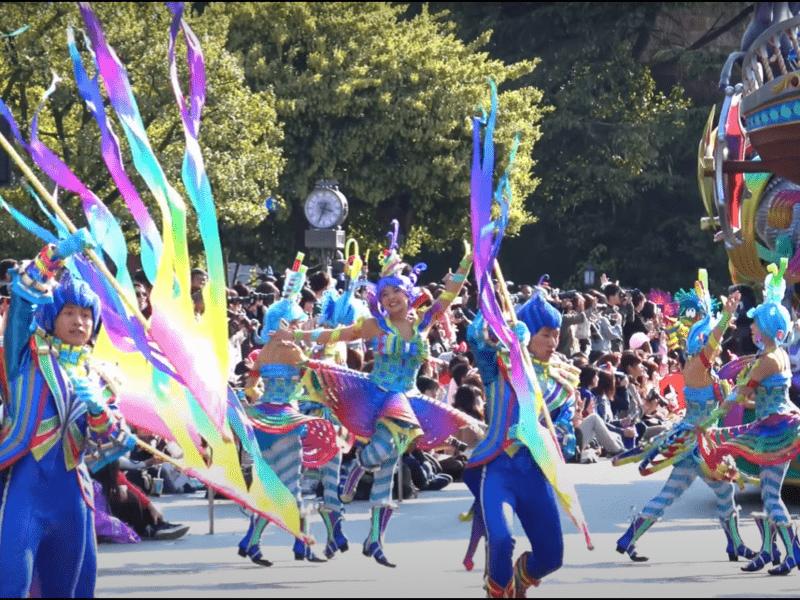 オンラインレッスン「初めてのダンス☆テーマパークJAZZ 」 の画像