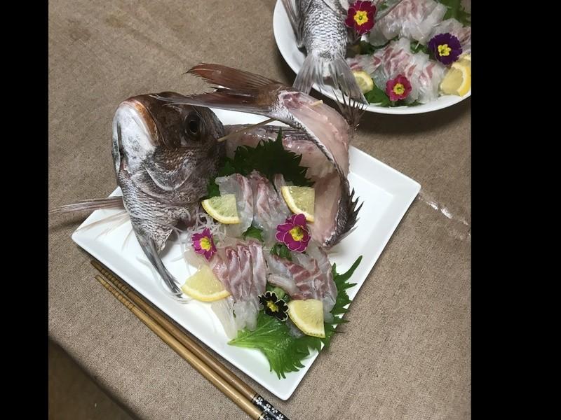 やさしい魚の捌き方★ブロンズクラス~中型魚まで自由自在!~の画像