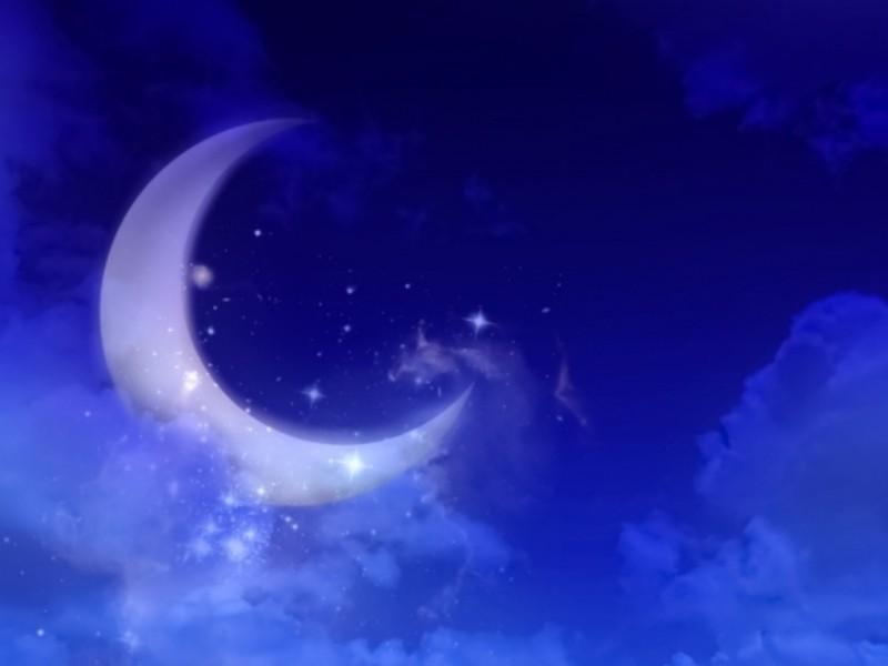 水瓶座新月~シンギングボウルと色と星の瞑想ヒーリング☆の画像