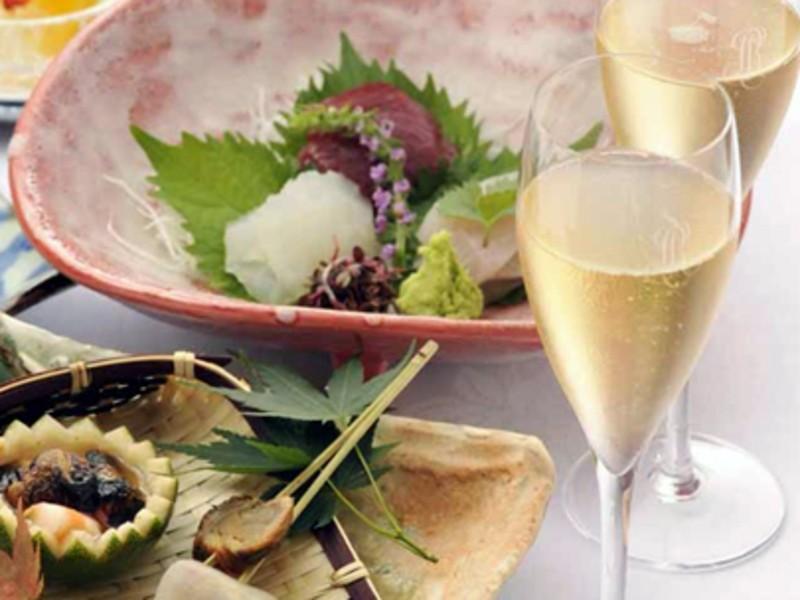 薬膳料理先生がおススメする旬の和食とワインのマリアージュレッスンの画像
