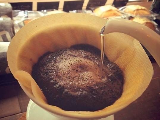 体に優しいコーヒーのひみつの画像