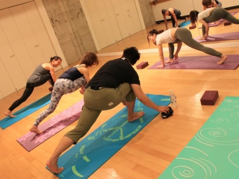 Yoga heal (relax & reflesh yoga)の画像