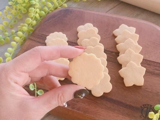 【材料郵送×オンライン】つるつる・ぴかぴかクッキーの画像