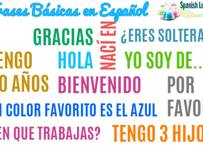 スペイン語ネイティブ講師によるスペイン語基本授業の画像