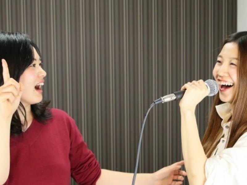 【東京初回】あなたの高い声を出す力をアップさせる美声ボイスレッスンの画像