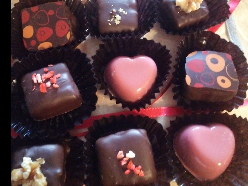 甘酒醤油チョコで、ハッピーバレンタイン♪の画像