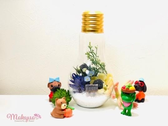 【総武線新小岩駅7分】お世話入らずのアートで作る小さな森ボトルの画像